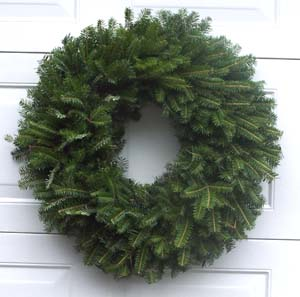Wholesale Fraser Fir Wreaths